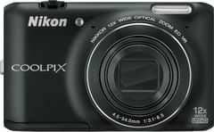 Nikon Coolpix S6400 Point & Shoot