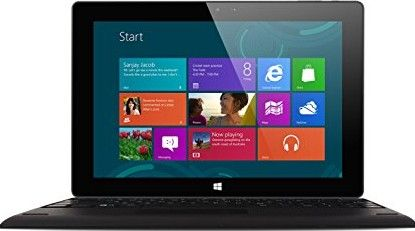 Datamini TWG10 Laptop (AQC/ 2GB/ 32GB/ Win8.1/ Touch)