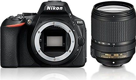 Nikon D5600 DSLR Camera (AF-S 18-140mm VR Lens)