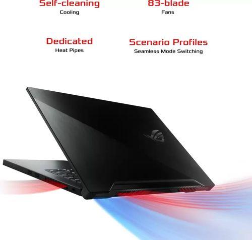 Asus ROG Zephyrus G15 2020 GA502IV-AZ040T Gaming Laptop (Ryzen 9-4900HS/ 16GB/ 1TB SSD/ Win10 Home/ 6GB Graph)