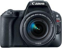 Canon EOS Rebel SL2 DSLR Camera (EF-S 18-55mm + 55-250mm Lens)