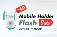 Droom Branded Car Mobile Holder at Rs. 49
