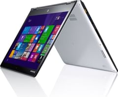 Lenovo Yoga 3 (80JH00A2IN) Ultrabook (5th Gen Ci7/ 8GB/ 256GB SSD/ Win8.1/ 2GB Graph/ Touch)