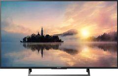 Sony KD-43X7500E (43-inch) 4K Ultra HD  Smart TV