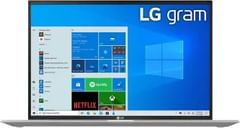 LG Gram 16Z90P-G.AJ53A2 Laptop (11th Gen Core i5/ 8GB/ 256GB SSD/ Win10 Home)