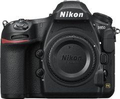 Nikon D850 45.7MP DSLR Camera (24-120 VR Lens)