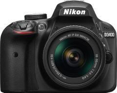 Nikon D3400 DSLR Camera (AF-P 18-55mm Lens)