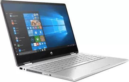 HP Pavilion x360 14-dh1008TU Laptop (10th Gen Core i3/ 4GB/ 1TB 256GB SSD/ Win10)