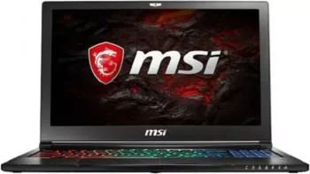MSI GS63VR 7RF Stealth Pro Laptop (7th Gen Ci7/ 16GB/ 1TB 256GB SSD/ Win10/ 6GB Graph)