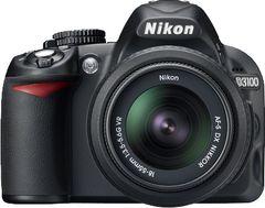Nikon D3100 SLR (AF-S 18-55mm VR Kit Lens)