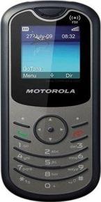 BLU Vivo X vs Motorola WX180