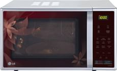 LG 21 L Convection Microwave Oven (MC2145BPG, Silver)