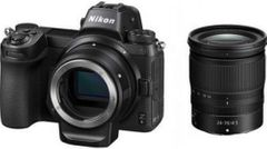 Nikon Z6 Mirrorless Camera (Z 24-200 mm f/4 S Kit Lens)