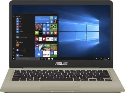 Asus X411QA-EK002T Laptop (APU Quad Core A12/ 4GB/ 1TB/ Win10 Home)