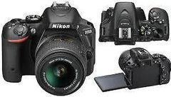 Nikon D5500 DSLR Camera (AF-S 18-55mm + 55-300mm Lens)