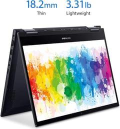 HP Pavilion x360 14-dh1502TU Laptop vs Asus VivoBook Flip TM420UA-EC501TS Laptop