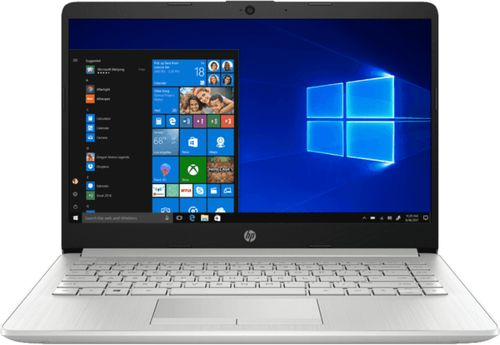HP Notebook 14s-CF0115TU Laptop (7th Gen Core i3/ 8GB/ 1TB/ Win10)