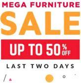Mega Furniture Sale: Kitchen Appliances, Home Utilities & More