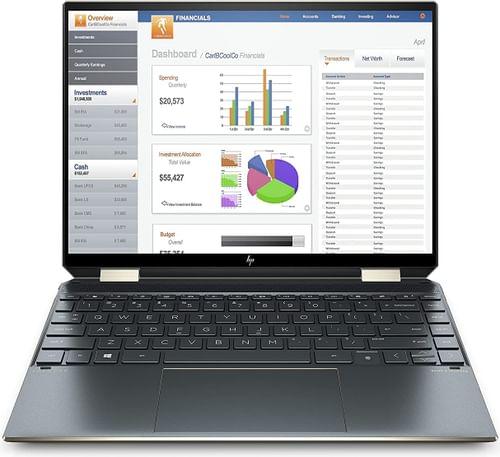HP Spectre x360 14-ea0542TU Laptop (11th Gen Core i5/ 16GB/ 512GB SSD/ Win10)