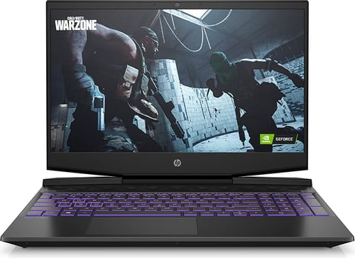 HP Pavilion 15-dk2075TX Gaming Laptop (11th Gen Core i7/ 16GB/ 512GB SSD/ Win10/ 4GB Graph)