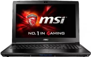 MSI GE62VR 7RF Apache Pro Laptop (7th Gen Core i7/ 16GB/ 1TB 256GB SSD/ Win10/ 6GB Graph)