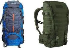 Upto 65% OFF on Rucksack For Trekking & Storage Purpose