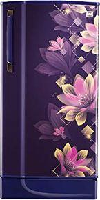 Godrej RD EDGE 205 TAF 190 L 3 Star Single Door Refrigerator