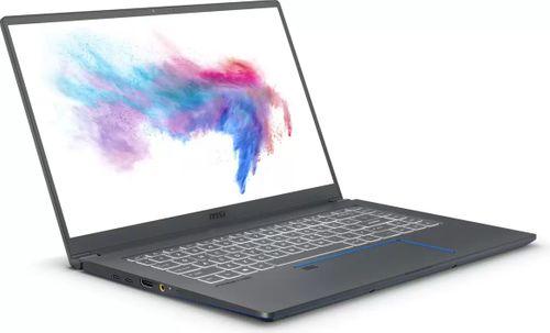 MSI Prestige 15 A10SC-091IN Gaming Laptop (10th Gen Core i7/ 16GB/ 1TB SSD/ Win10/ 4GB Graph)