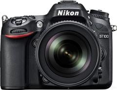 Nikon D7100 16-85mm Lens