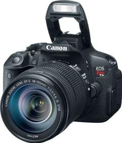 Canon EOS Rebel T5i 18MP DSLR Camera (EF-S 18-55mm STM + 18-135mm IS STM + 75-300mm Lens)