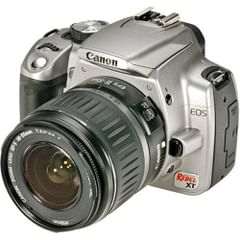 Canon Digital Rebel XT (EF-S 18-55mm f/3.5-5.6 Lens)