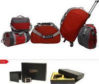 Travel Bag Combo (Set of 5 )