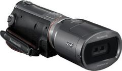 panasonic hdc-sdt750 3d video camera with 3 d lens