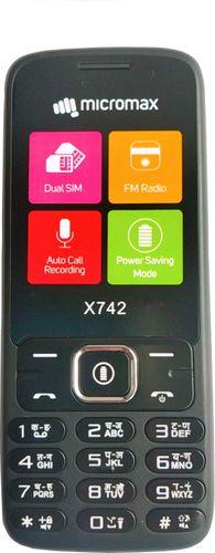 Micromax X742