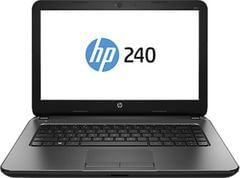 HP 240 G3 Notebook PC (P3W61PA) Laptop(5th Gen Ci3/ 4GB/ 500GB/ Win7 pro)