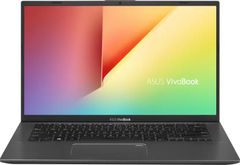 Asus VivoBook 14 X412FA Laptop vs HP 14q-cs0023TU Laptop