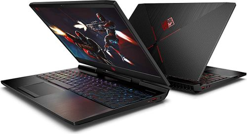 HP Omen 15-dc1092TX Gaming Laptop (9th Gen Core i5/ 8GB/ 1TB 256GB SSD/Win10/ 4GB Graph)