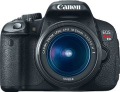 Canon EOS Rebel T4i 18-55mm EF-S IS II 18MP DSLR Camera