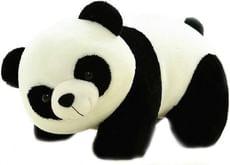 KTC Panda Soft Toys 26Cm - Black & White