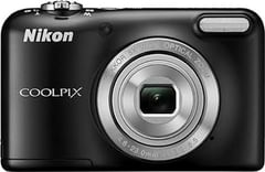 Nikon Coolpix L30 20.1MP Digital Camera (Set of 7)