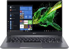 Acer Swift 3 SF314-57G (NX.HJEEK.002) Laptop (10th Gen Core i5/ 8GB/ 512GB SSD/ Win10/ 2GB Graph)