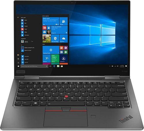 Lenovo X1 Yoga 20SAS02T00 Laptop (10th Gen Core i7/ 16GB/ 512GB SSD/Win 10 Pro)