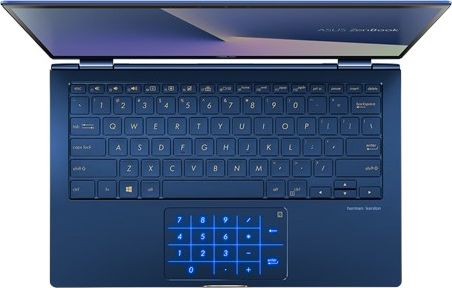 Asus ZenBook Flip 13 UX362FA Laptop (8th Gen Core i5/ 8GB/ 256GB SSD/ Win10)
