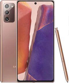 Samsung Galaxy Note 20 5G vs Samsung Galaxy S20 5G
