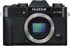Fujifilm X-T20 Mirrorless Digital Camera (Body Only)