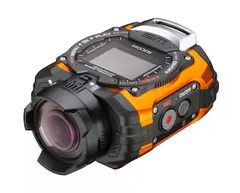 Ricoh WG-M1 14MP Waterproof Action Video Camera