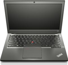 Lenovo Thinkpad X240 (20AMA1XM00) Notebook (4th Gen Ci3/ 4GB/ 500GB/ FreeDOS/ 2GB Graph)