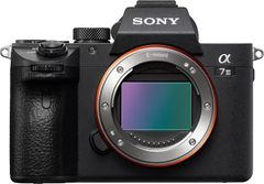 Sony Alpha ILCE-7M3 24.2 MP Mirrorless Camera (Body Only)