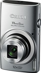 Canon PowerShot ELPH 170 IS Digital Camera