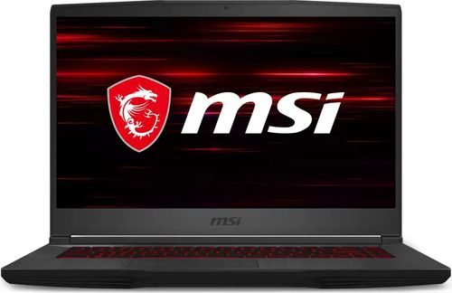 MSI GF65 Thin 9SD-890IN Gaming Laptop (9th Gen Core i5/ 16GB/ 512GB SSD/ Win10 Home/ 6GB Graph)
